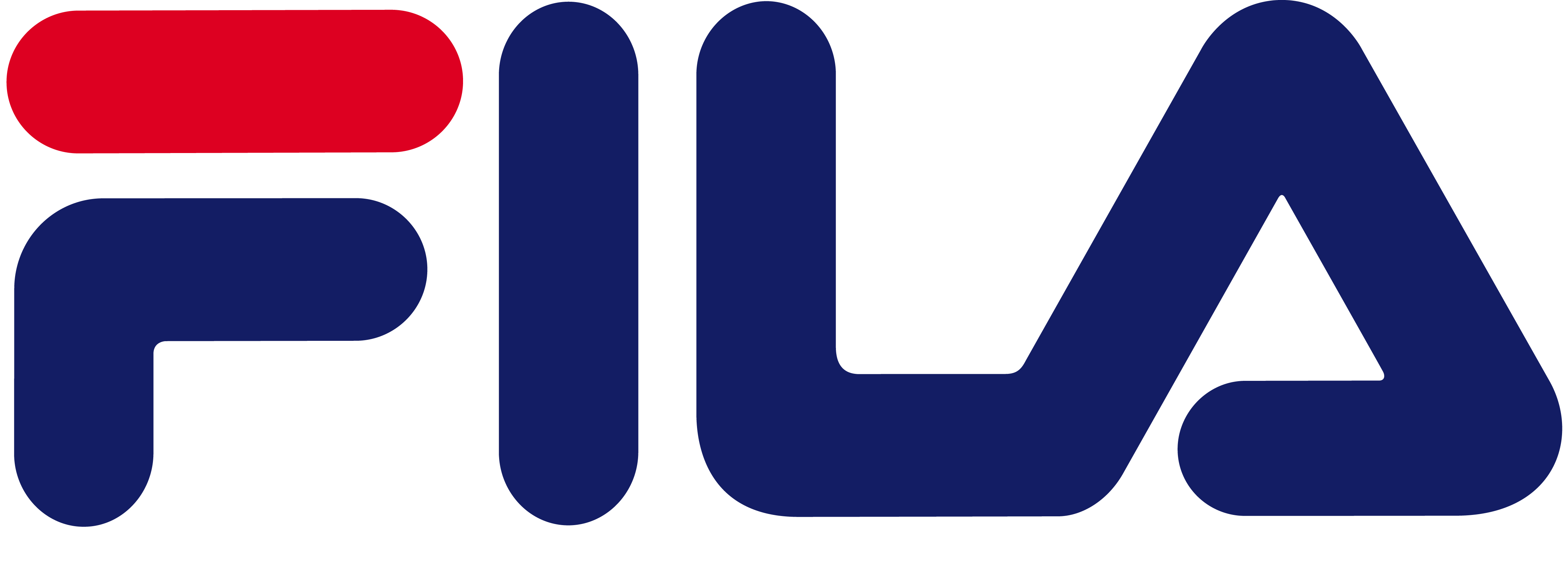 a new look with fila