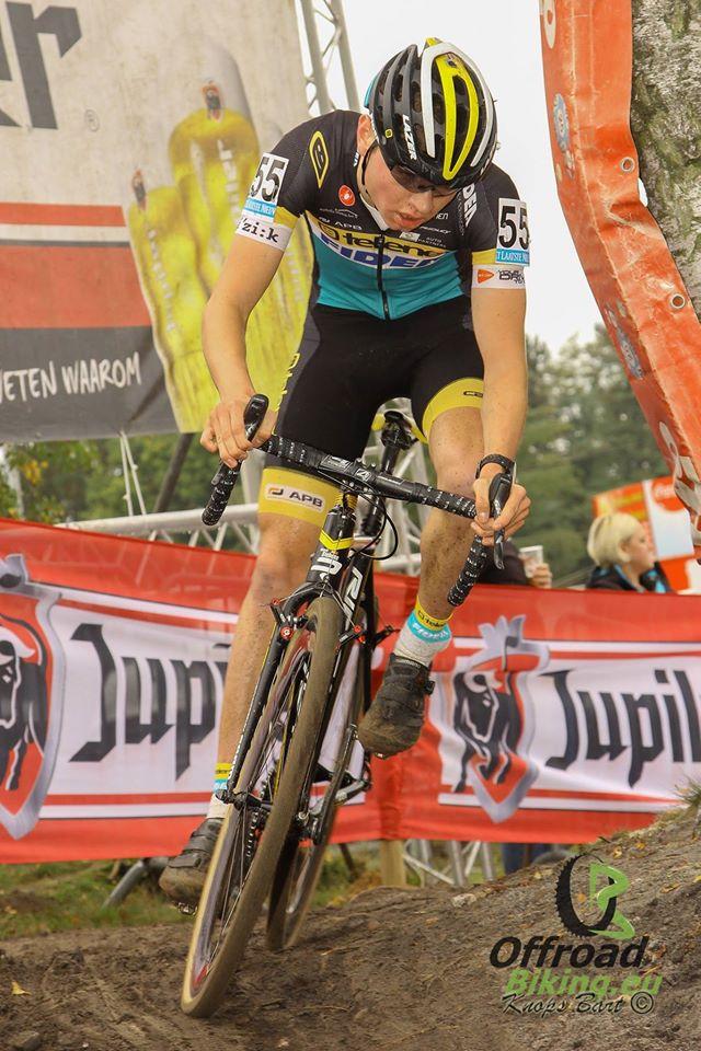 Geen verlenging contract voor Jarne Driesen en Gianni Siebens bij Telenet Fidea Cycling Team