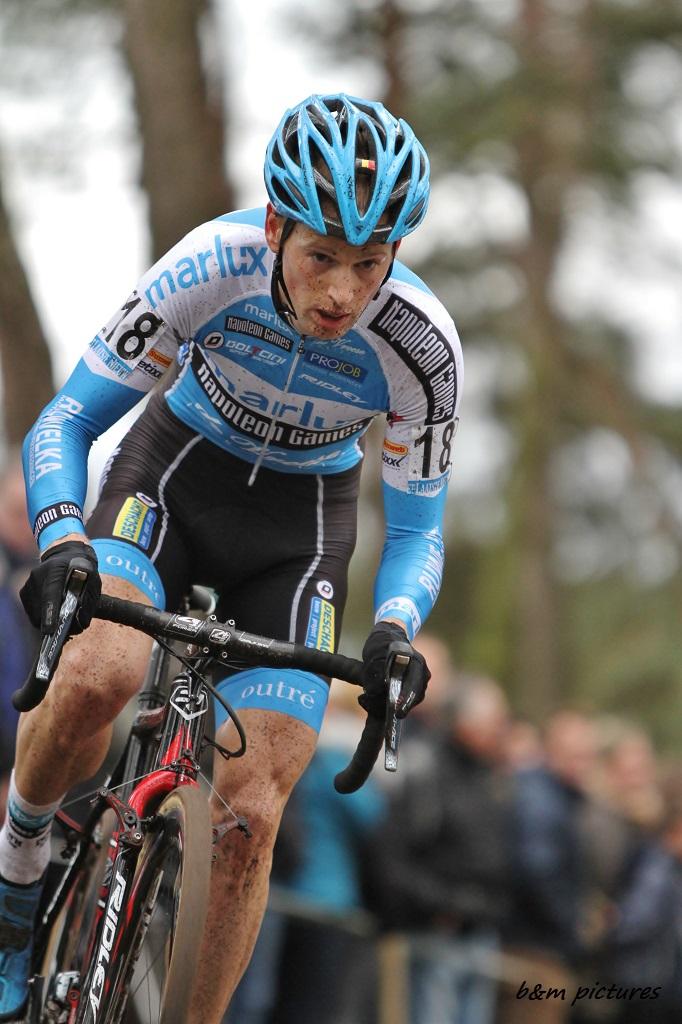Kevin Pauwels wint slotrit in Ronde van Luik