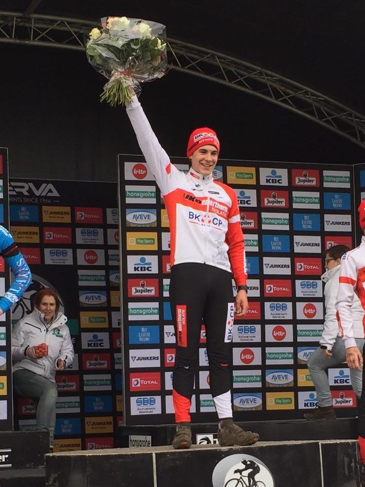 Ryan Cortjens wint in Hoogstraten