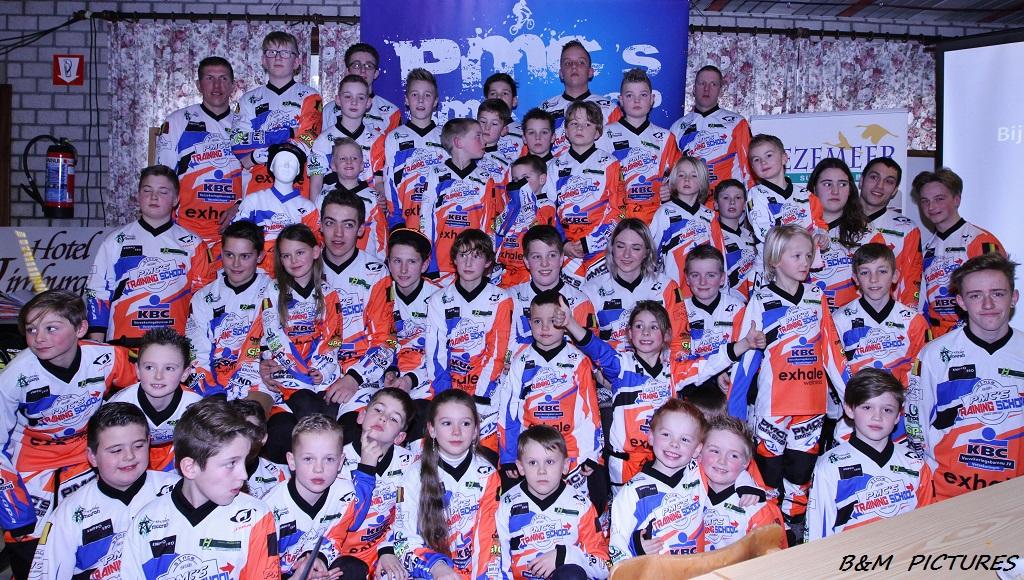 PMC Cyclingteam Zolder koestert vele ambities