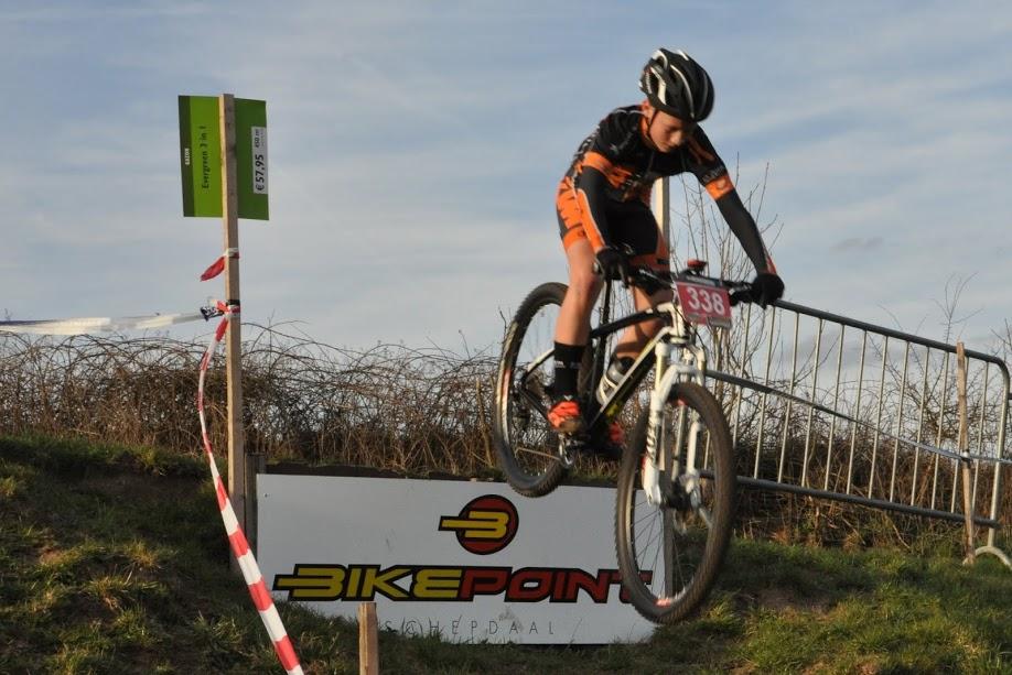 KTM Bikevision team was aan de slag in Pepingen