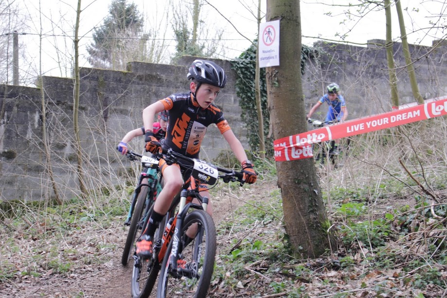 KTM Bikevision over Kidstrophy en Walloniacup in Thieusies