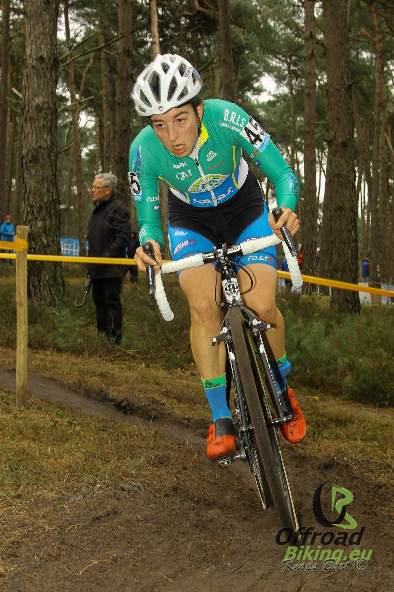Maud Kaptheijns verlaat AA-Drink/Kalas Cycling Team