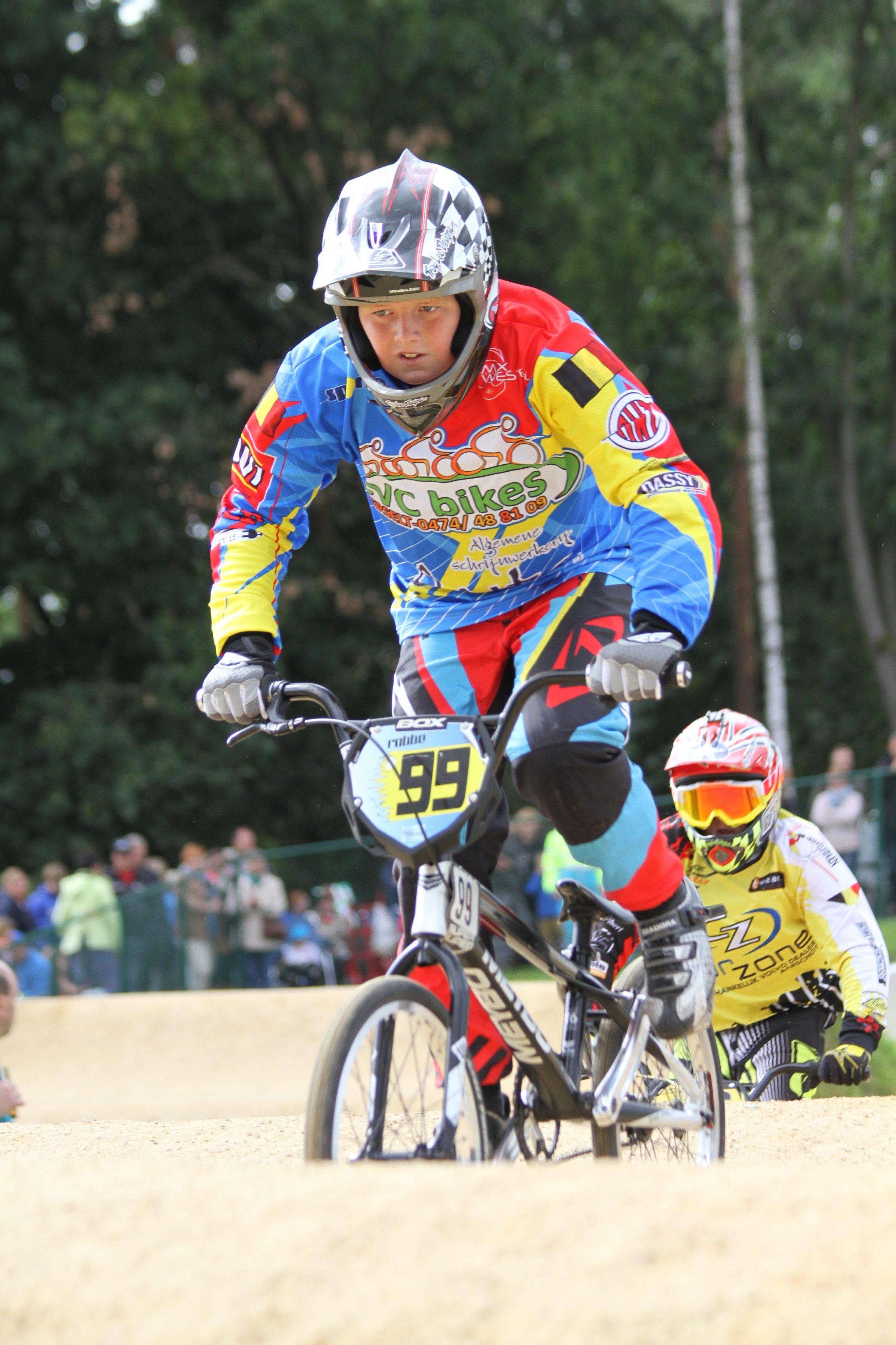 Opening Indoor Track BMX Westel