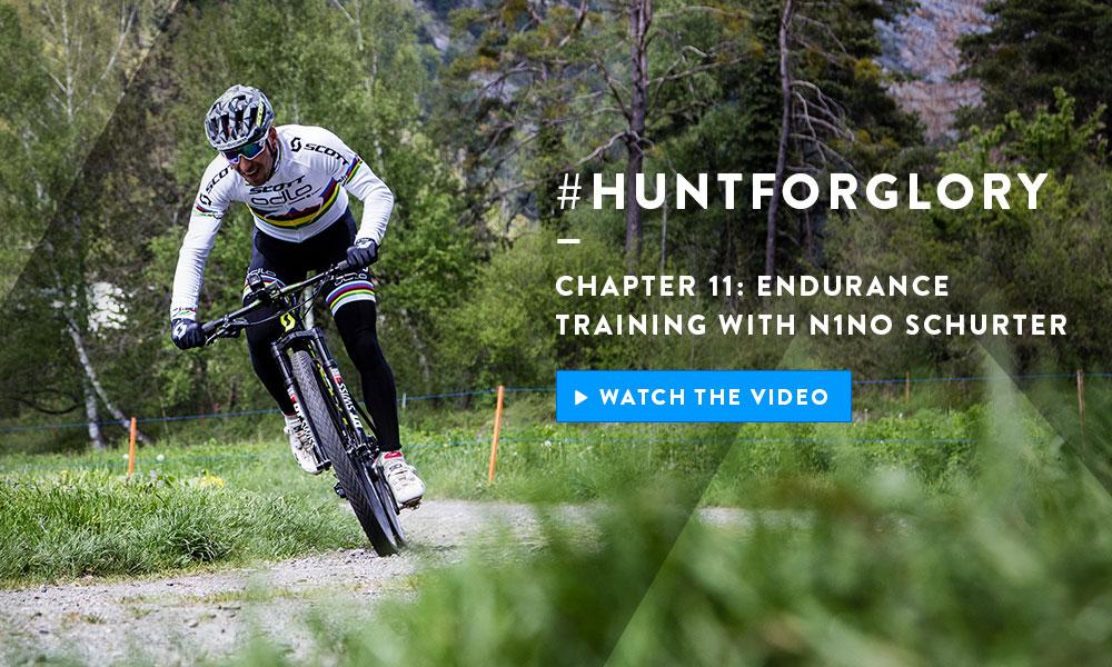 Nino Schurter #Huntforglory