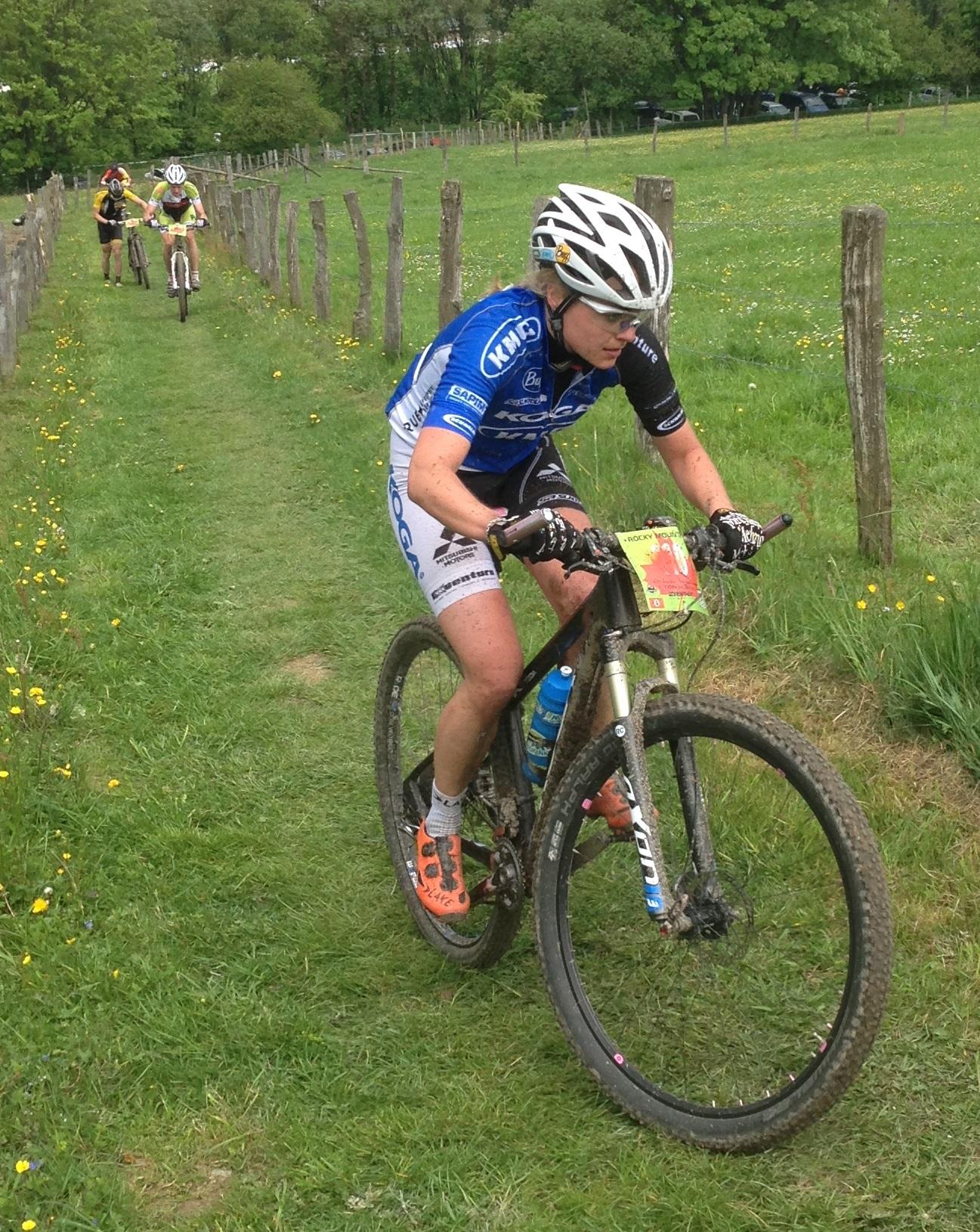 Karen Brouwer wint Bikefestival in Willingen