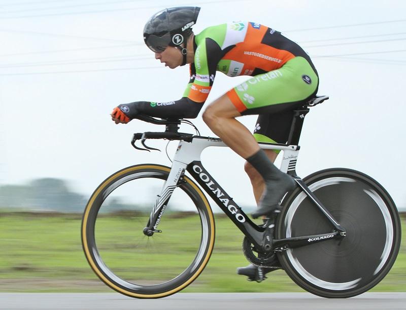 Wout Van Aert stunt in proloog Baloise Belgium Tour(Ronde van België)