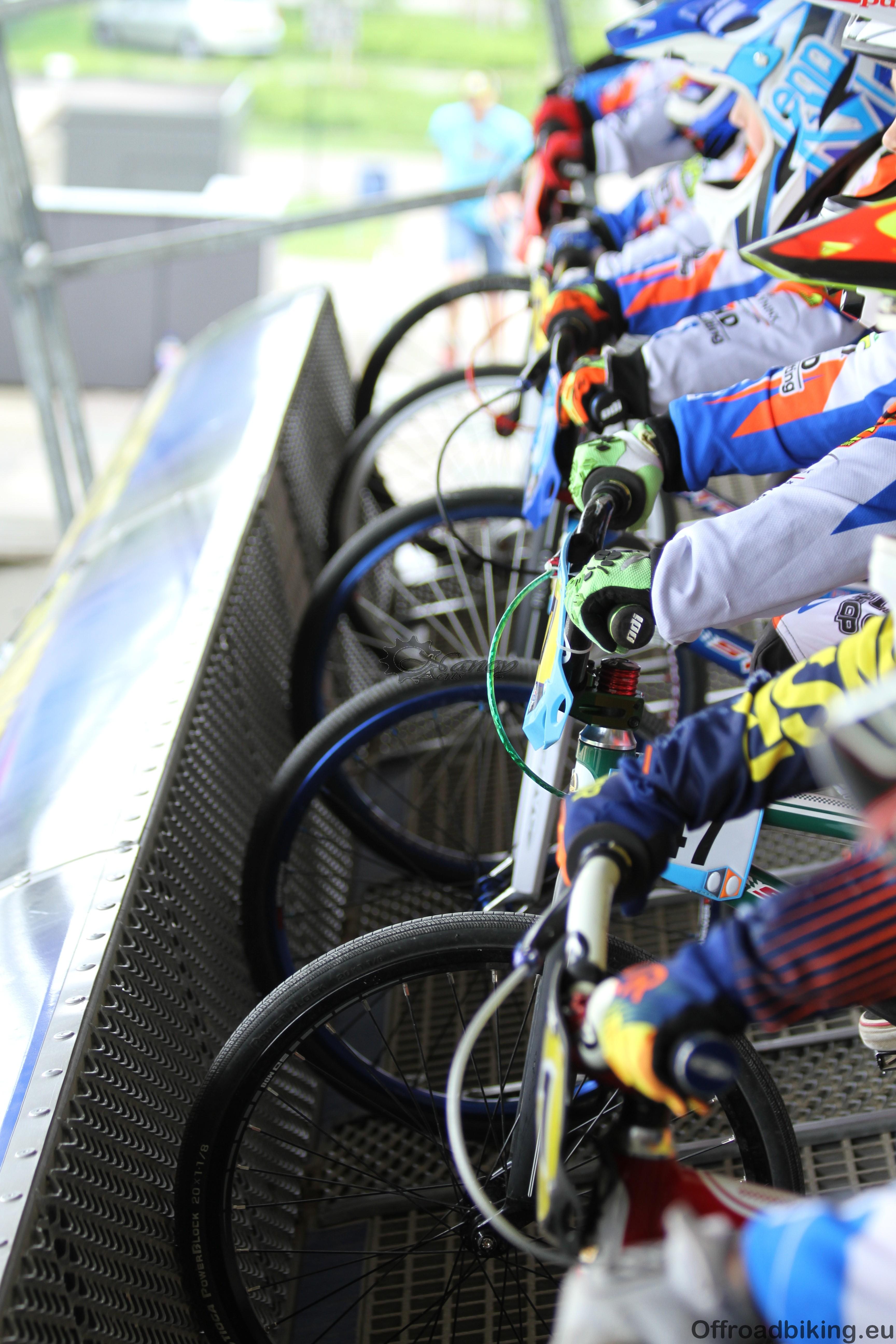 Groep 2 PMC Cycling Zolder op trainingsweekeinde