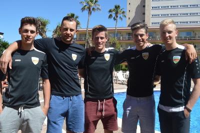 Voorbereiding seizoen 2016-2017 in Mallorca Crelan Vastgoedservice