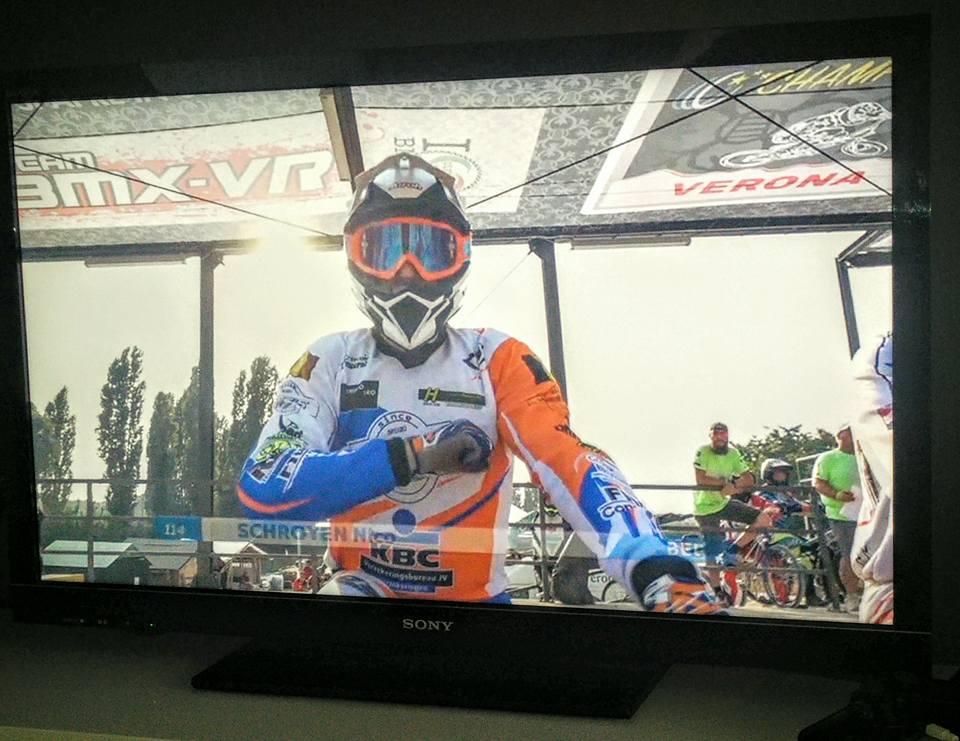 Twee finaleplaatsen voor PMC Cycling rijders tijdens het EK in Verona