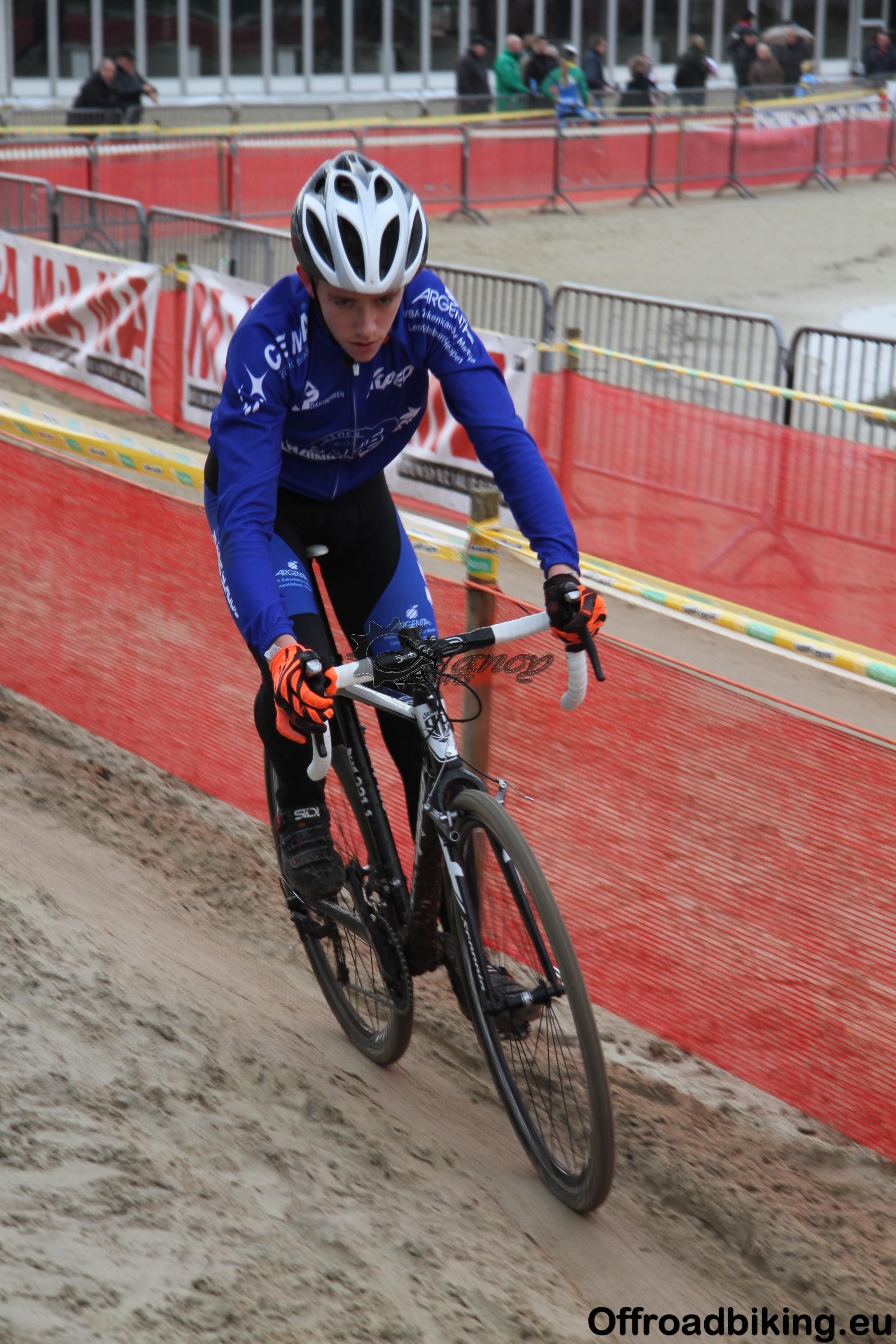 Jarno Bellens stopt met BMX-en en zet alles op het veldrijden