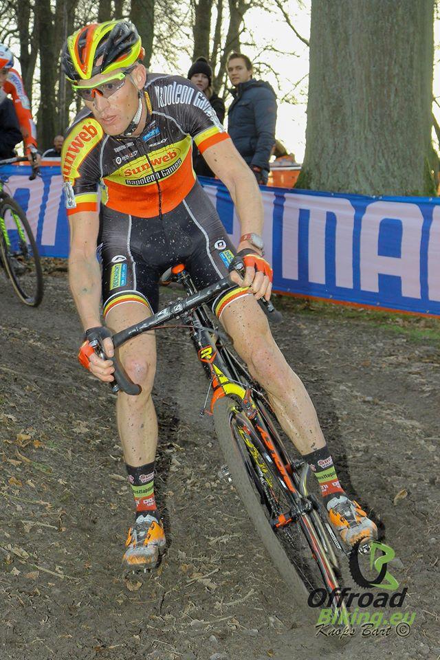 Ongeval met Klaas Vantornout op training