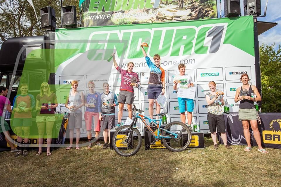 Kristien Nelen over haar endurowedstrijden van de voorbije weken