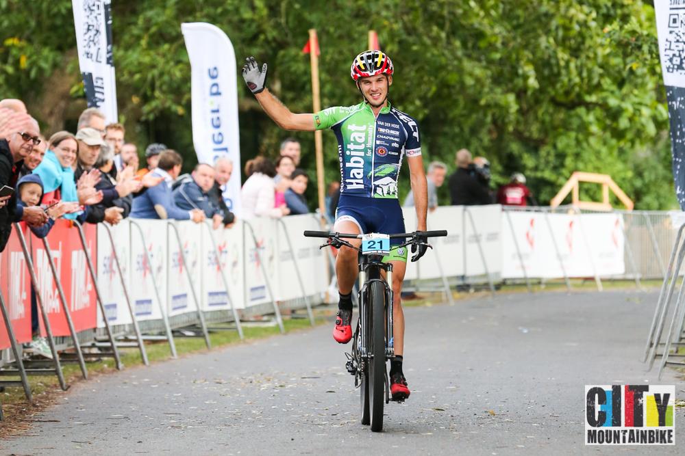 Ruben Scheire Belgisch kampioen militairen