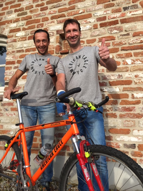 CST Bart Brentjens MTB Racing Team rijdt volgend seizoen met American Eagle