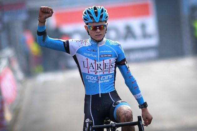 Witse Meeusen wint GP Hasselt Nieuwelingen