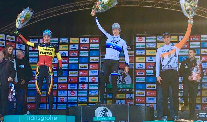 Thijs Aerts pakt de tweede plaats na Quinten Hermans in Spa – Francorchamps: beloften.
