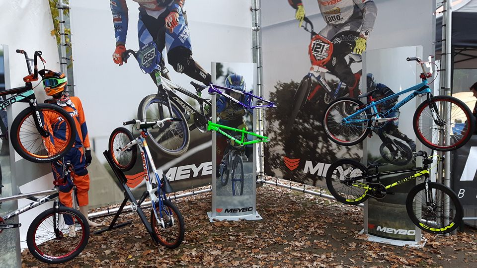 EK Finale BMX niet in Bordeaux