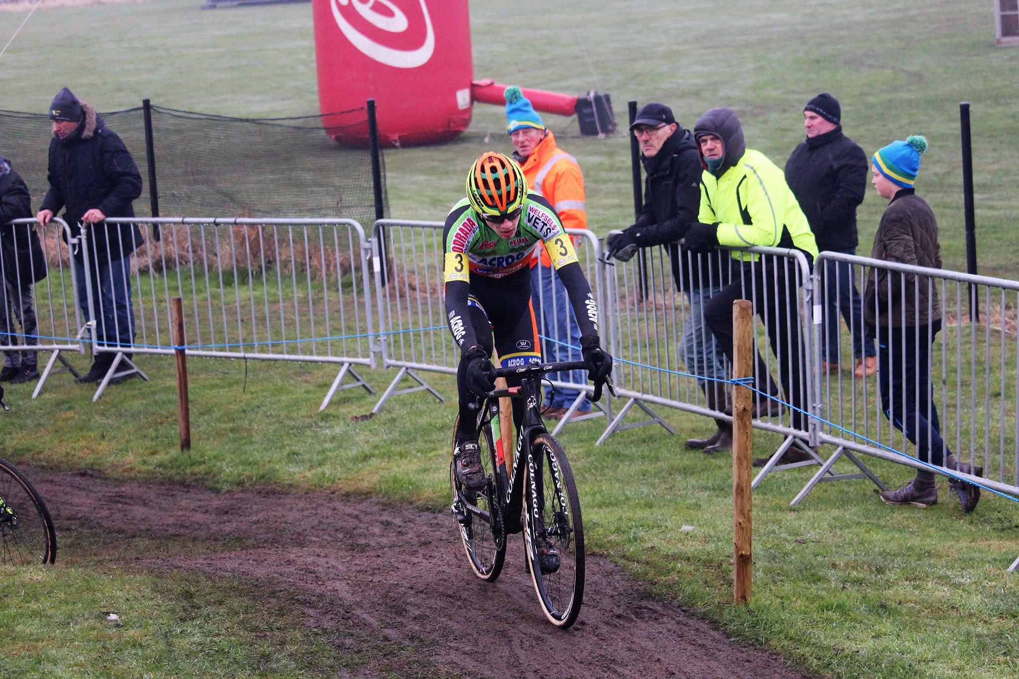 Michael Bervoets : relaas BK Oostende