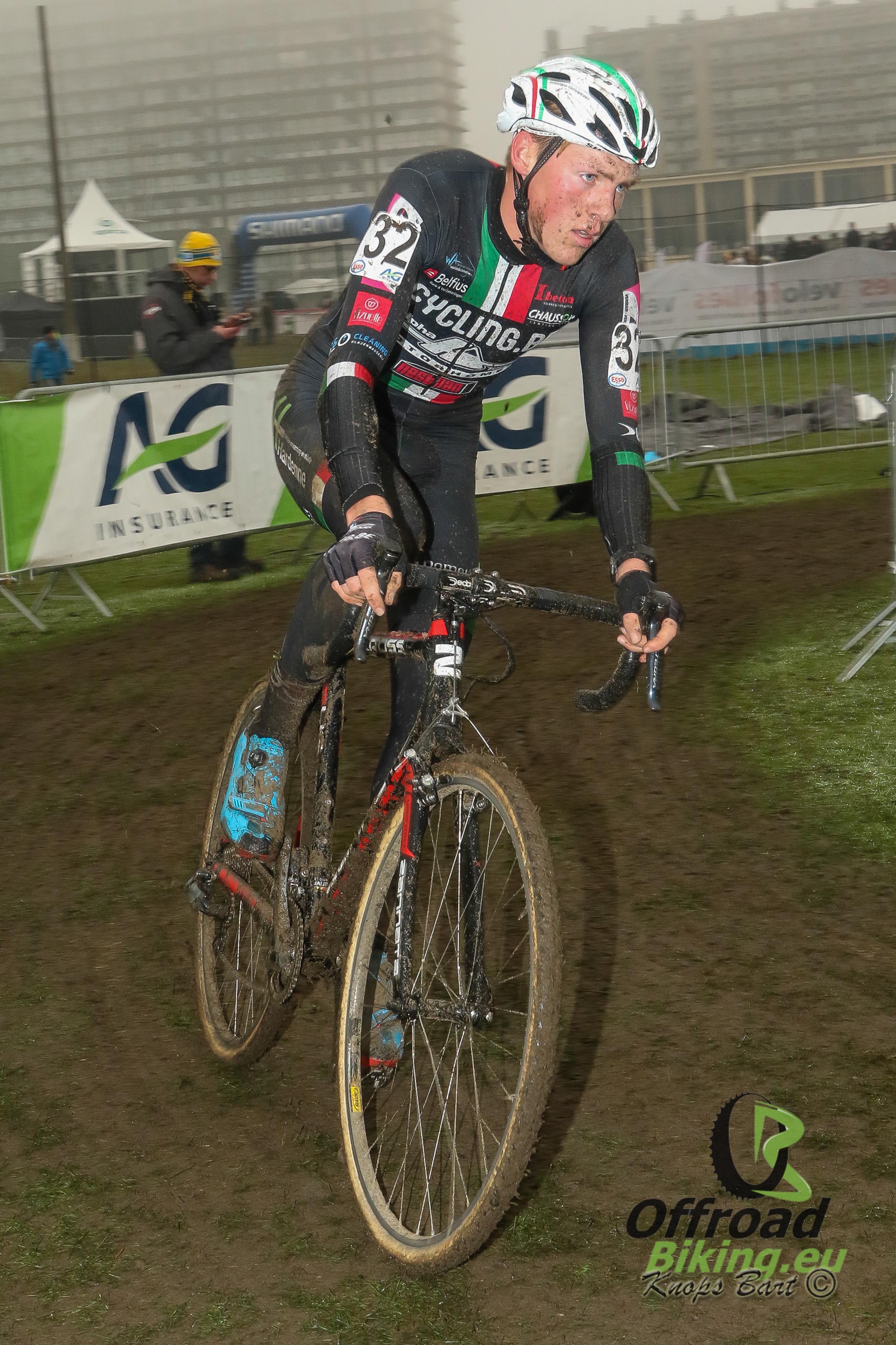 Timo Kielich: talentrijk veldrijder en mountainbiker