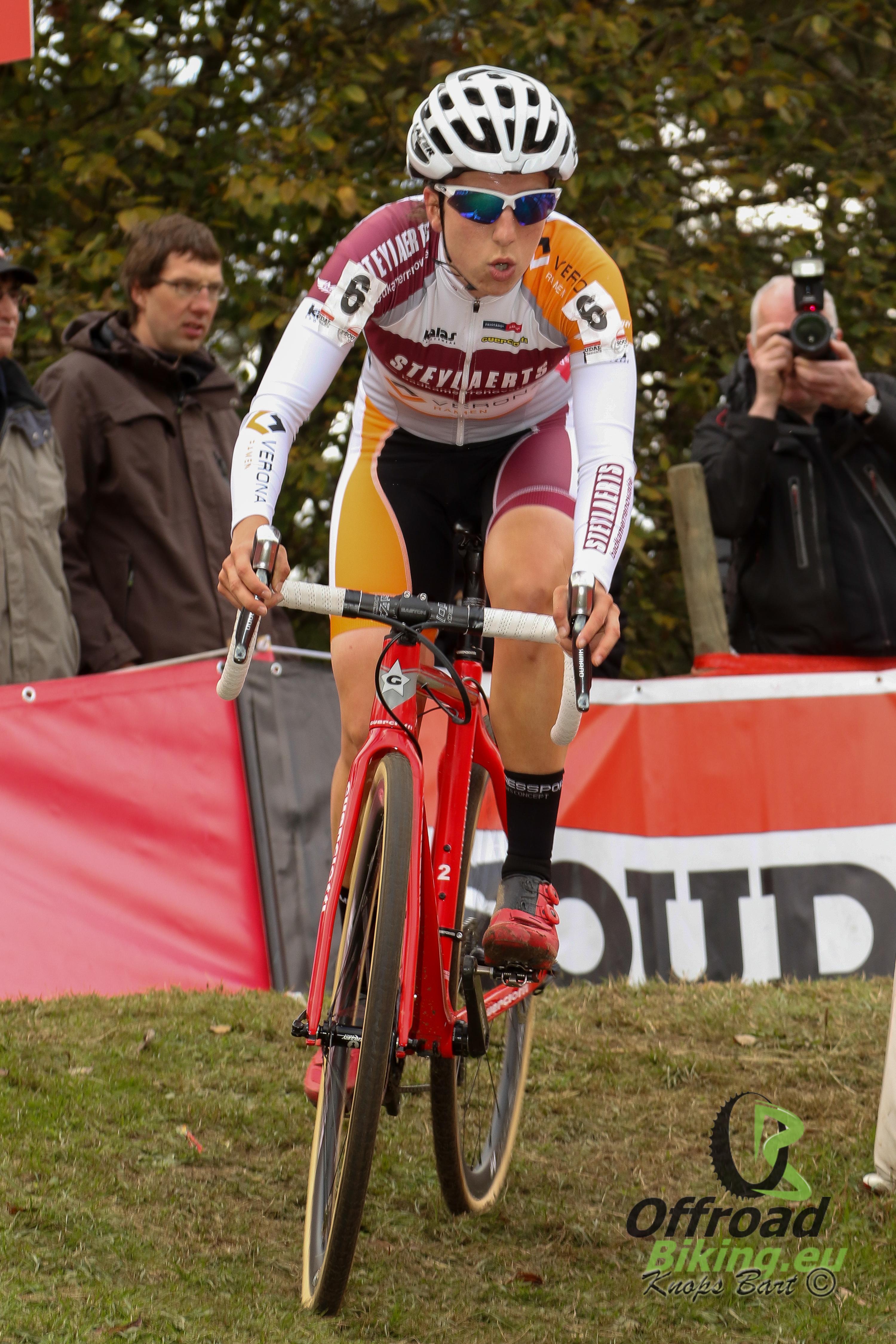 Maud Kaptheijns wint verrassend in Lille