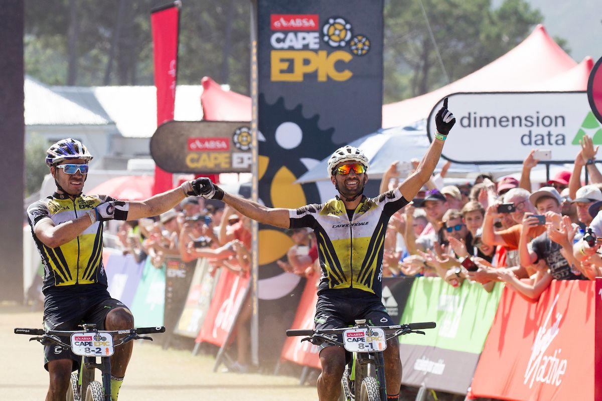Fumic en Avancini opnieuw de beste in eerste rit Cape Epic