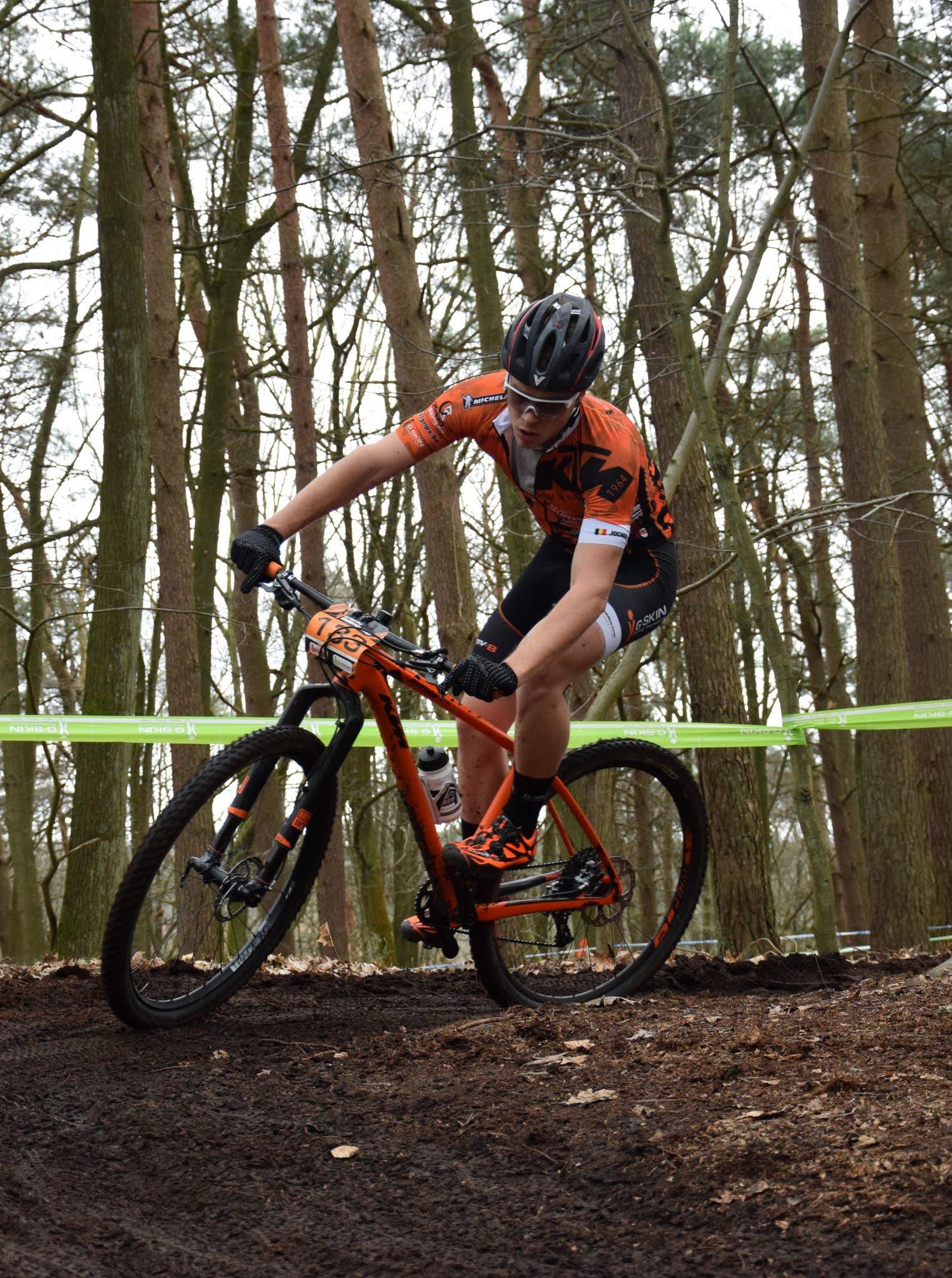 KTM Bikevision bikers blikken terug op Ottignies