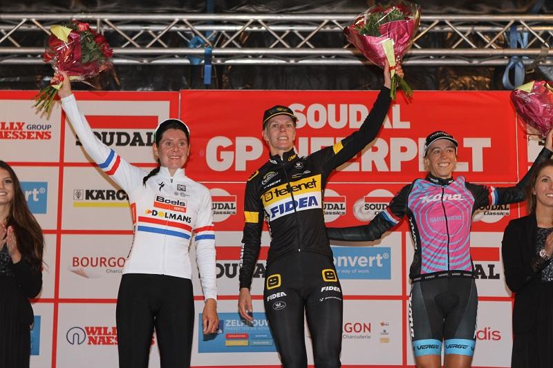 Ellen Van Loy wint in Neerpelt