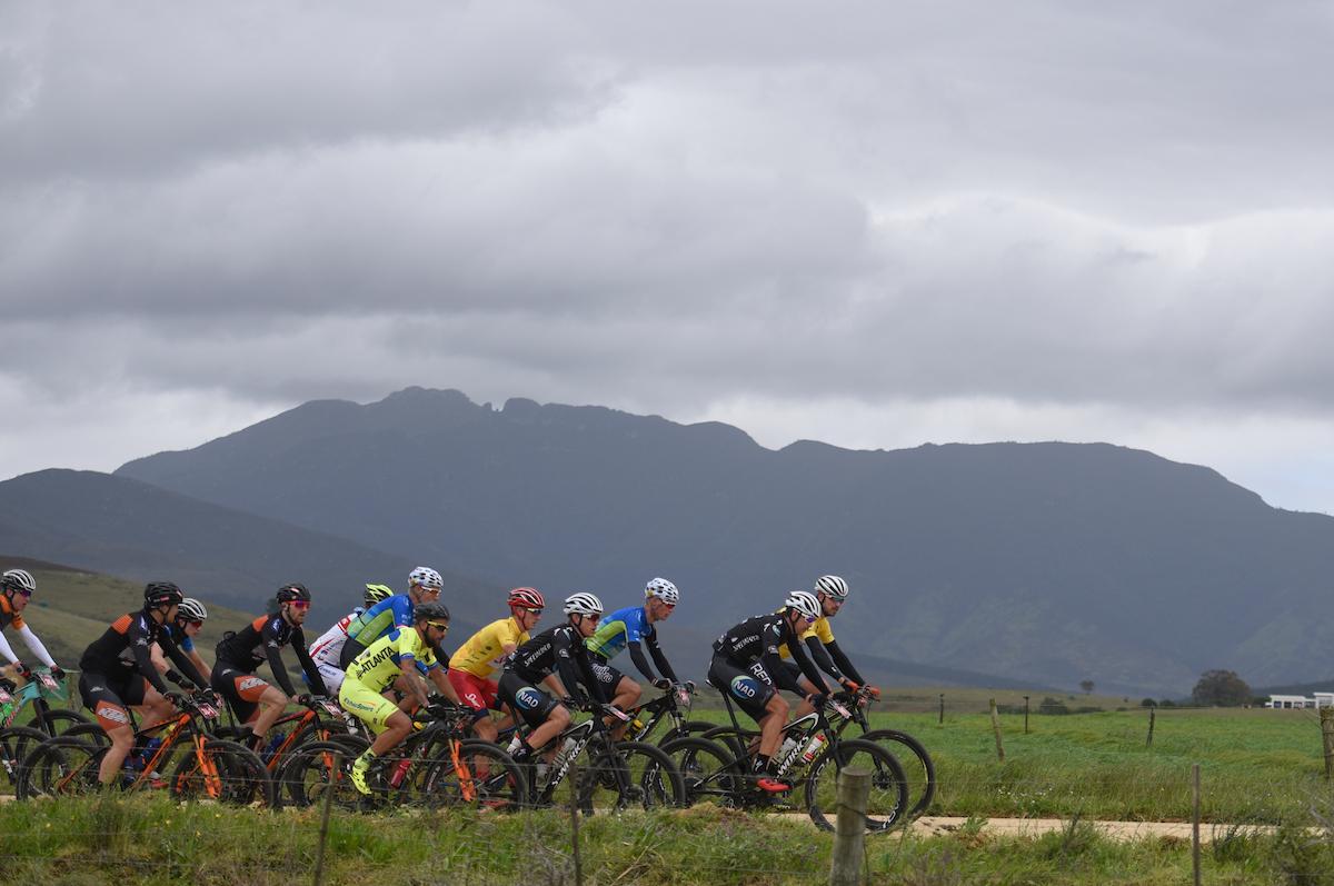 KMC-Fruit to Go weer op het podium in Cape Pioneer Trek