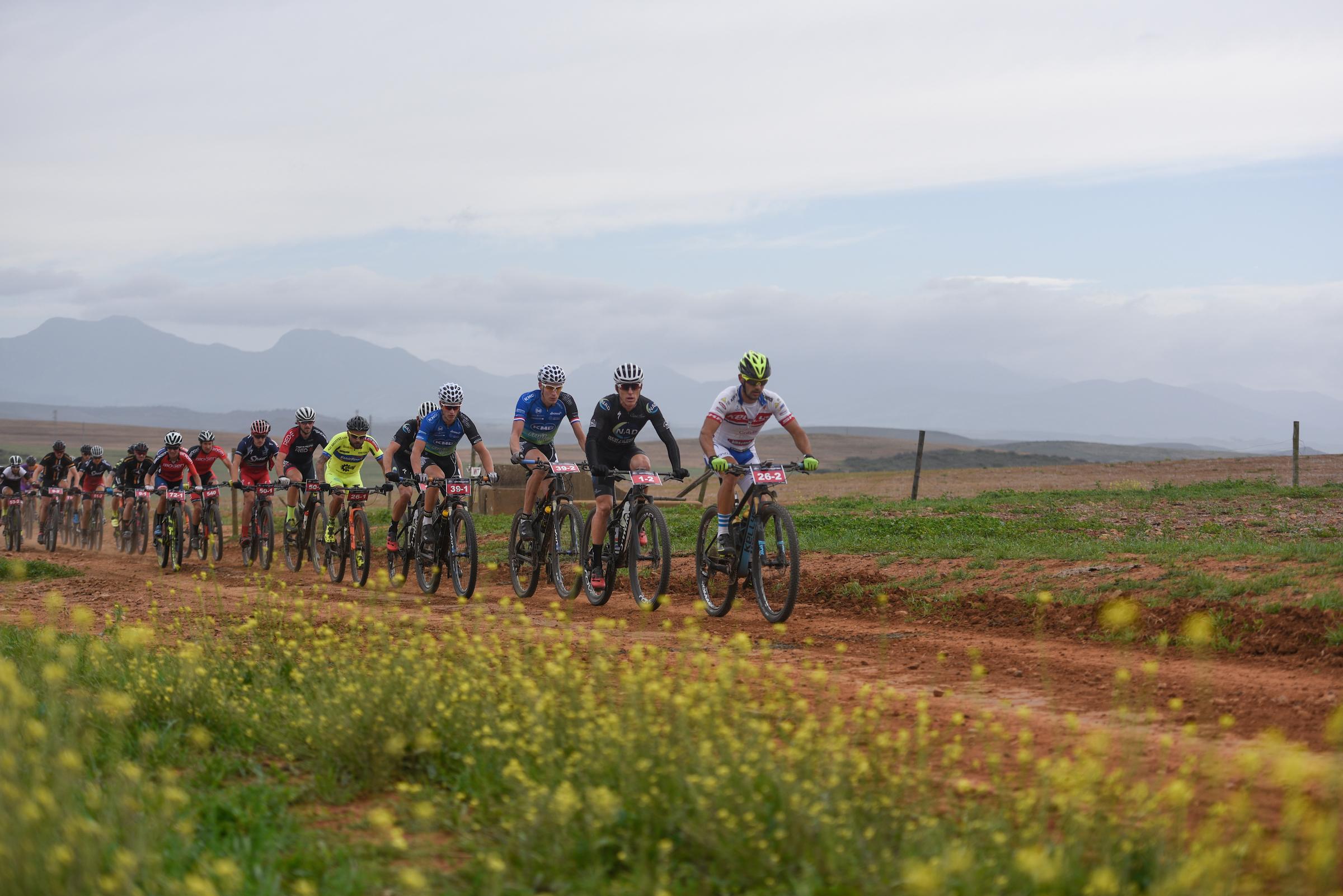 Rood-Mos en Brouwer-Bekkenk net naast podium in  Cape Pioneer Trek