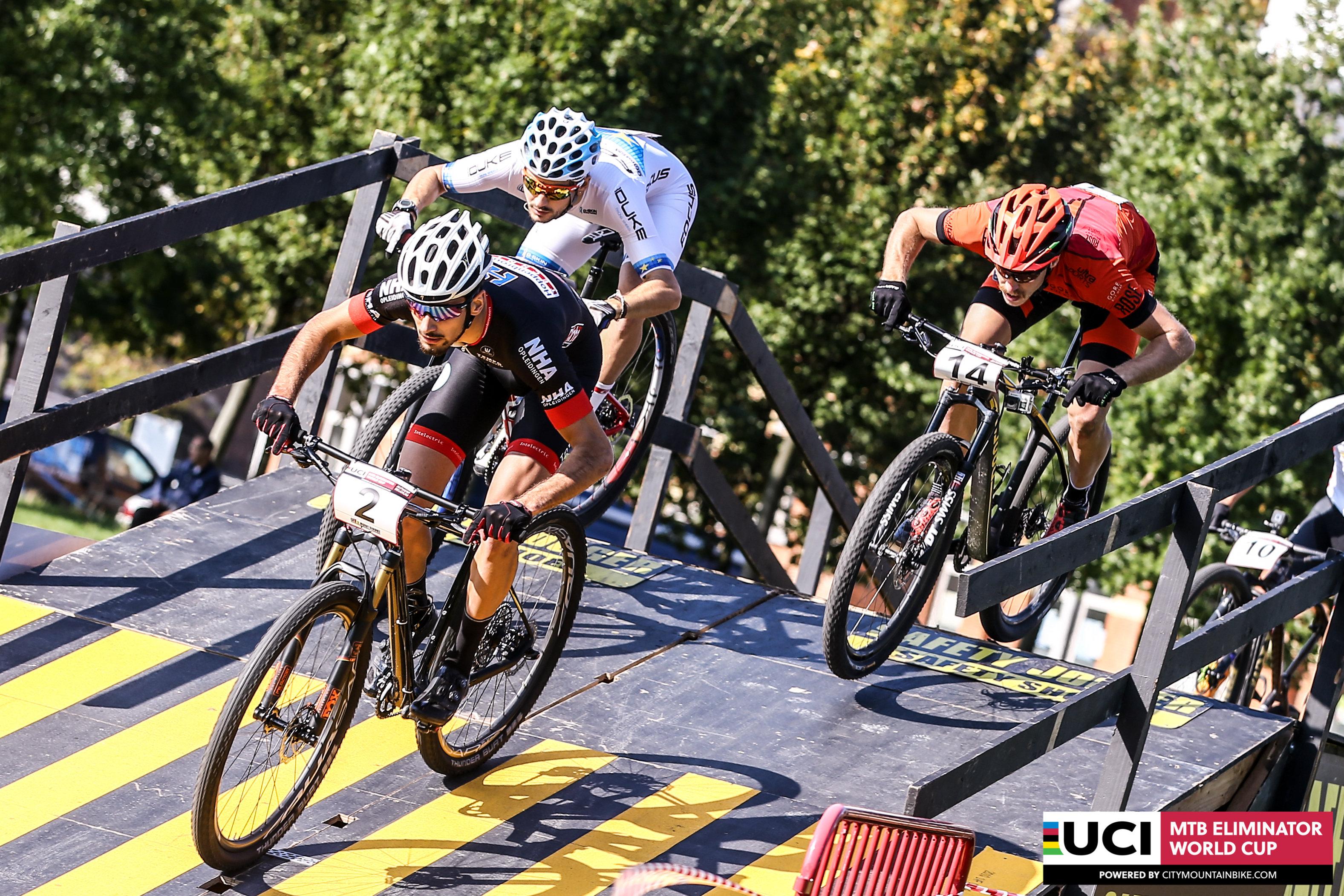 Hoogtepunten UCI MTB Eliminator worldcup