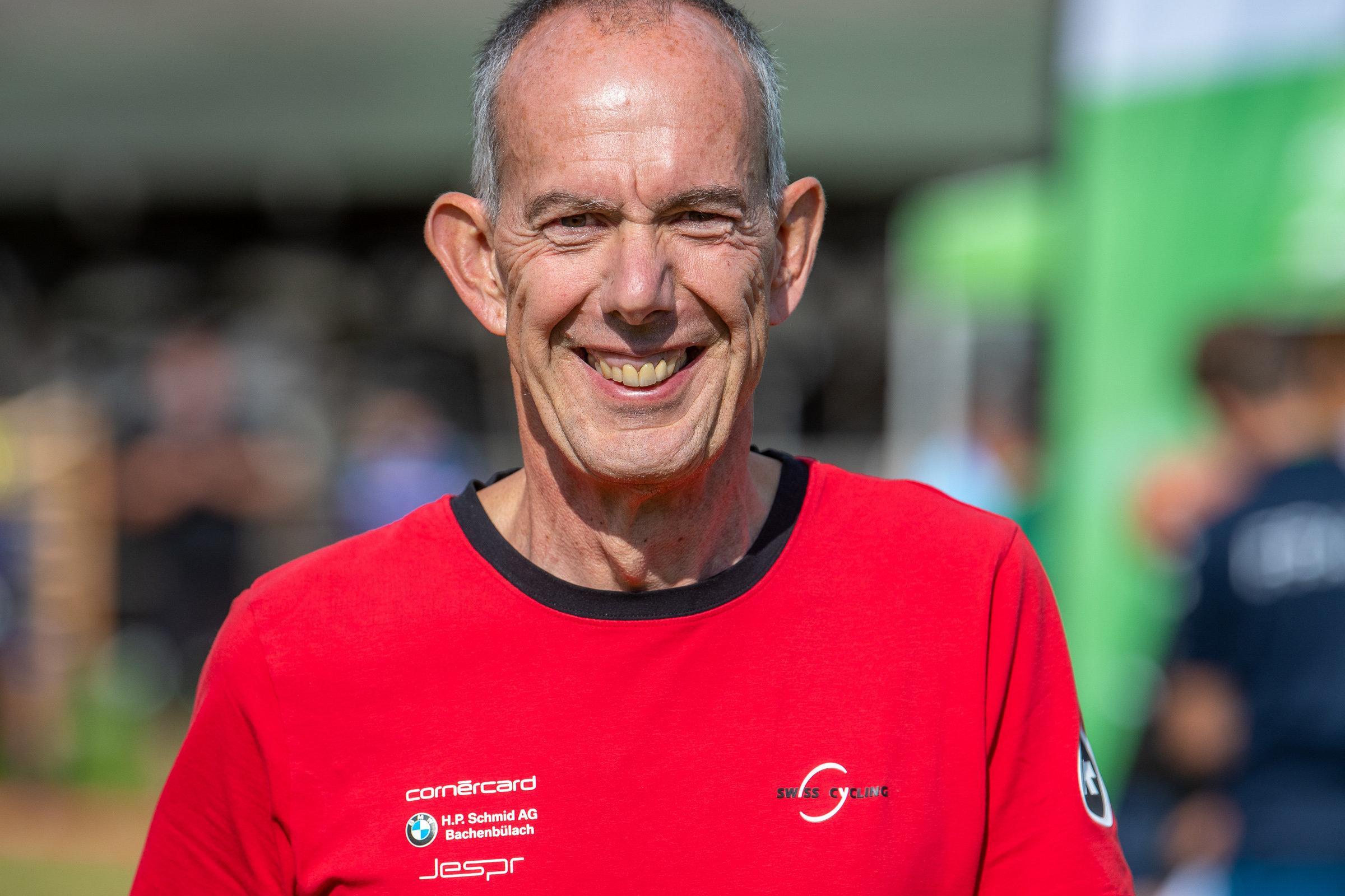 Interview met Zwitserse bondscoach Bruno Diethelm