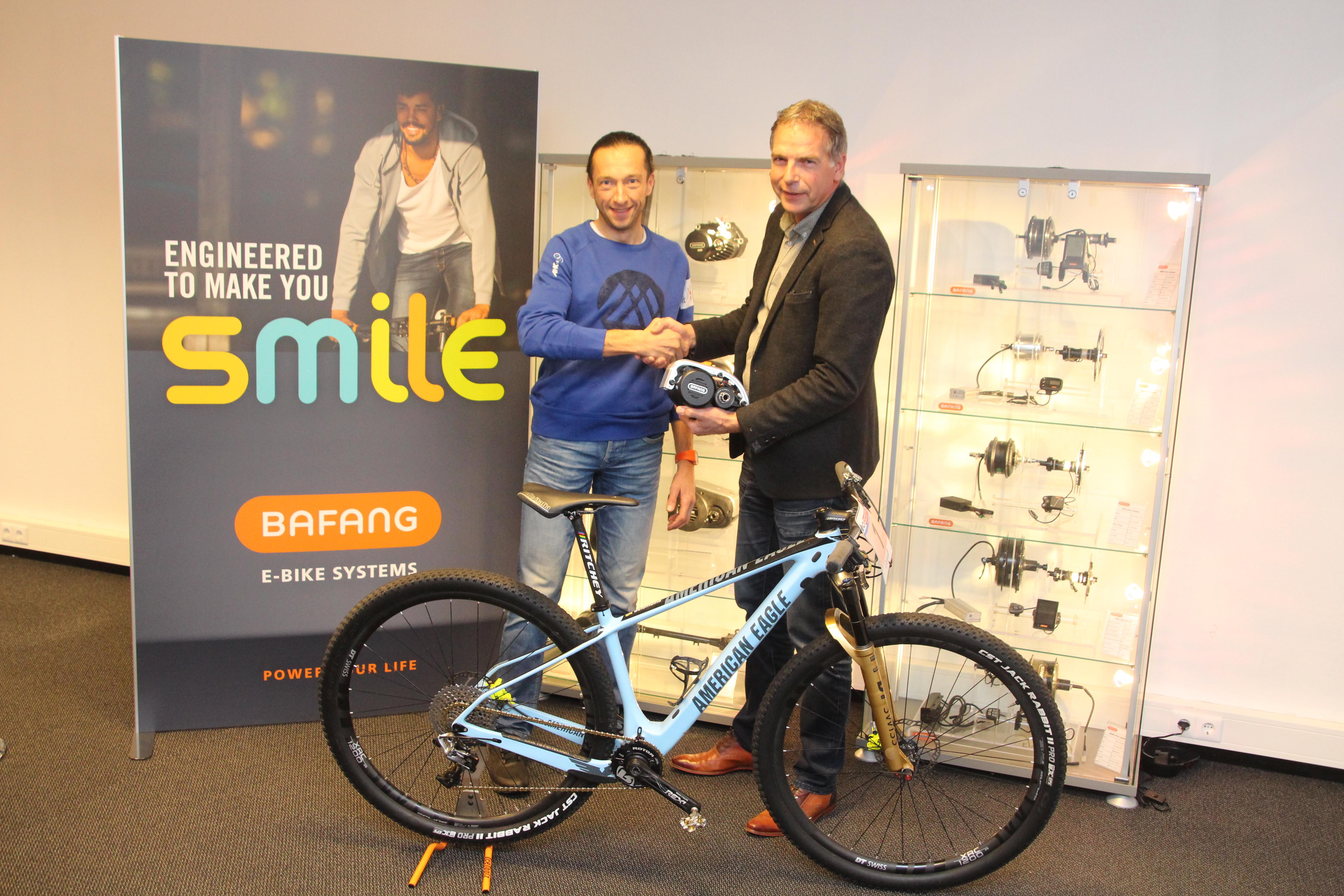 Bafang is nieuwe naamsponsor van Brentjens MTB racing team