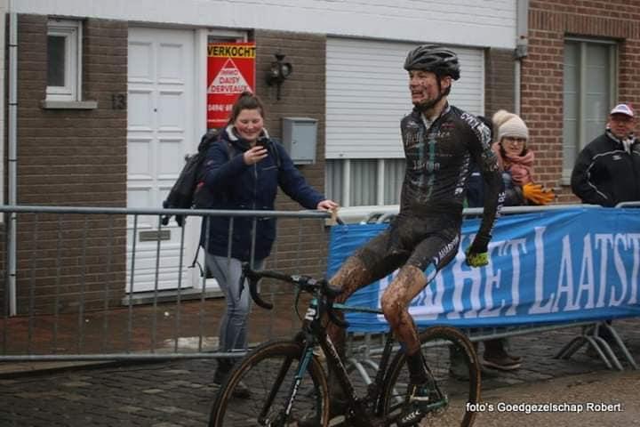 Winst voor Jente Michels in Zonnebeke