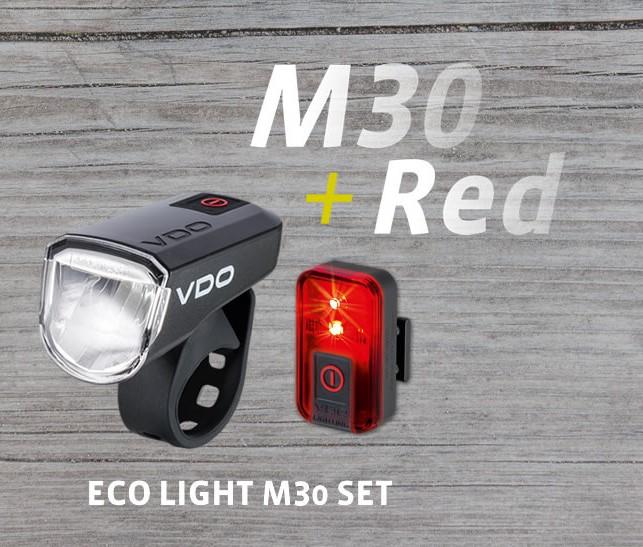 Nieuwe VDO fietsverlichting nu ook met RAI keurmerk
