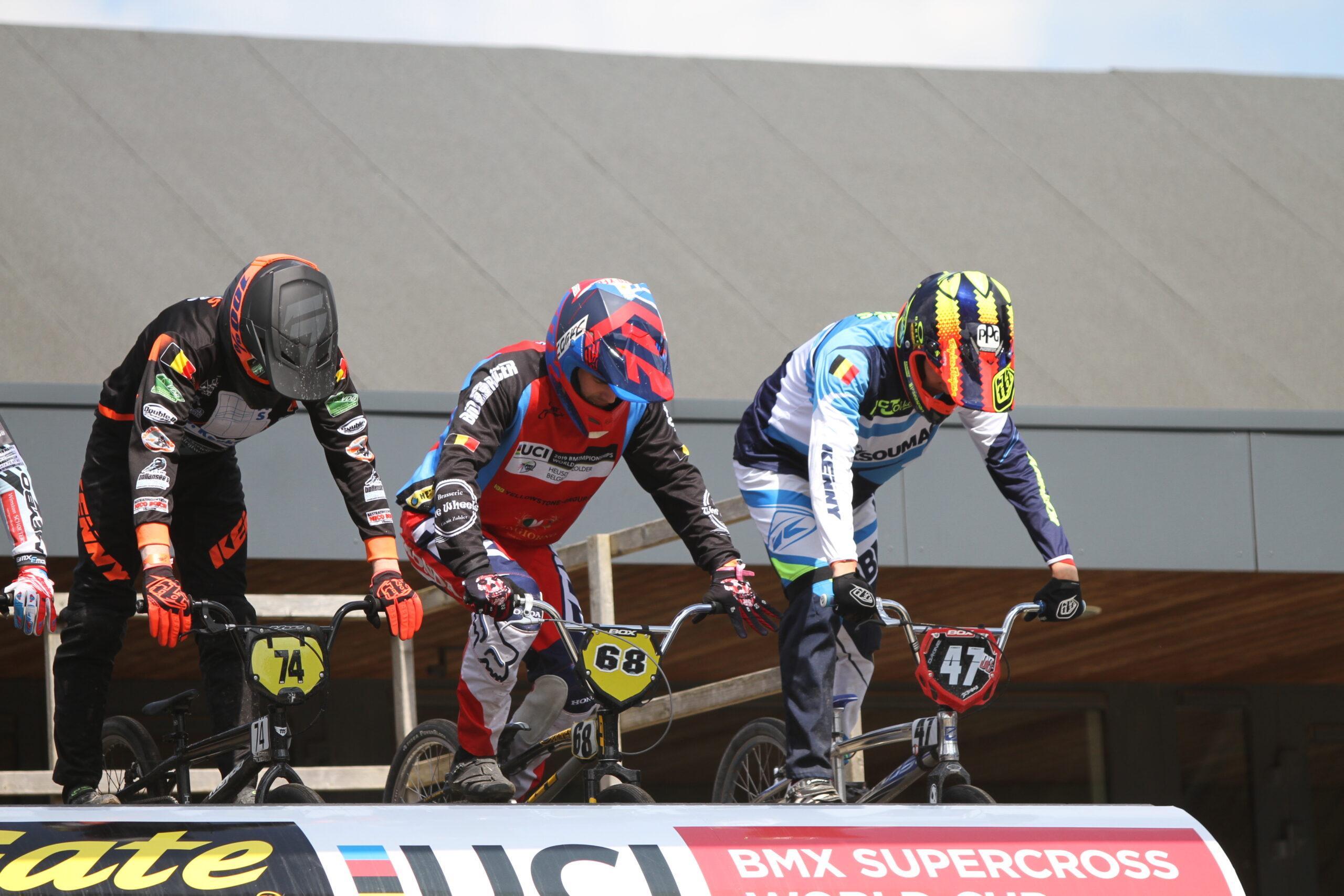 UCI BMX World Cup 2021 ; afgelasting ronde Stuttgart