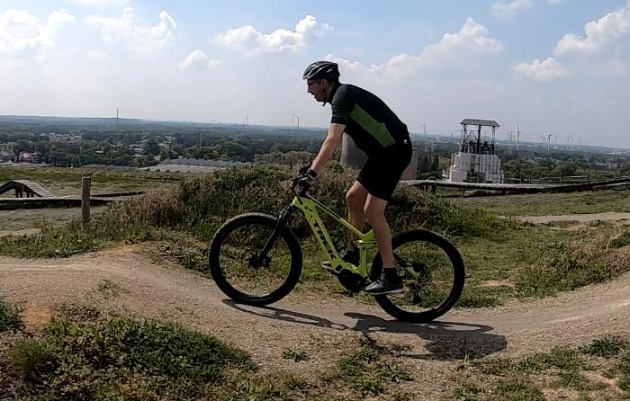 Mountainbike wedstrijden in Beringen geannuleerd