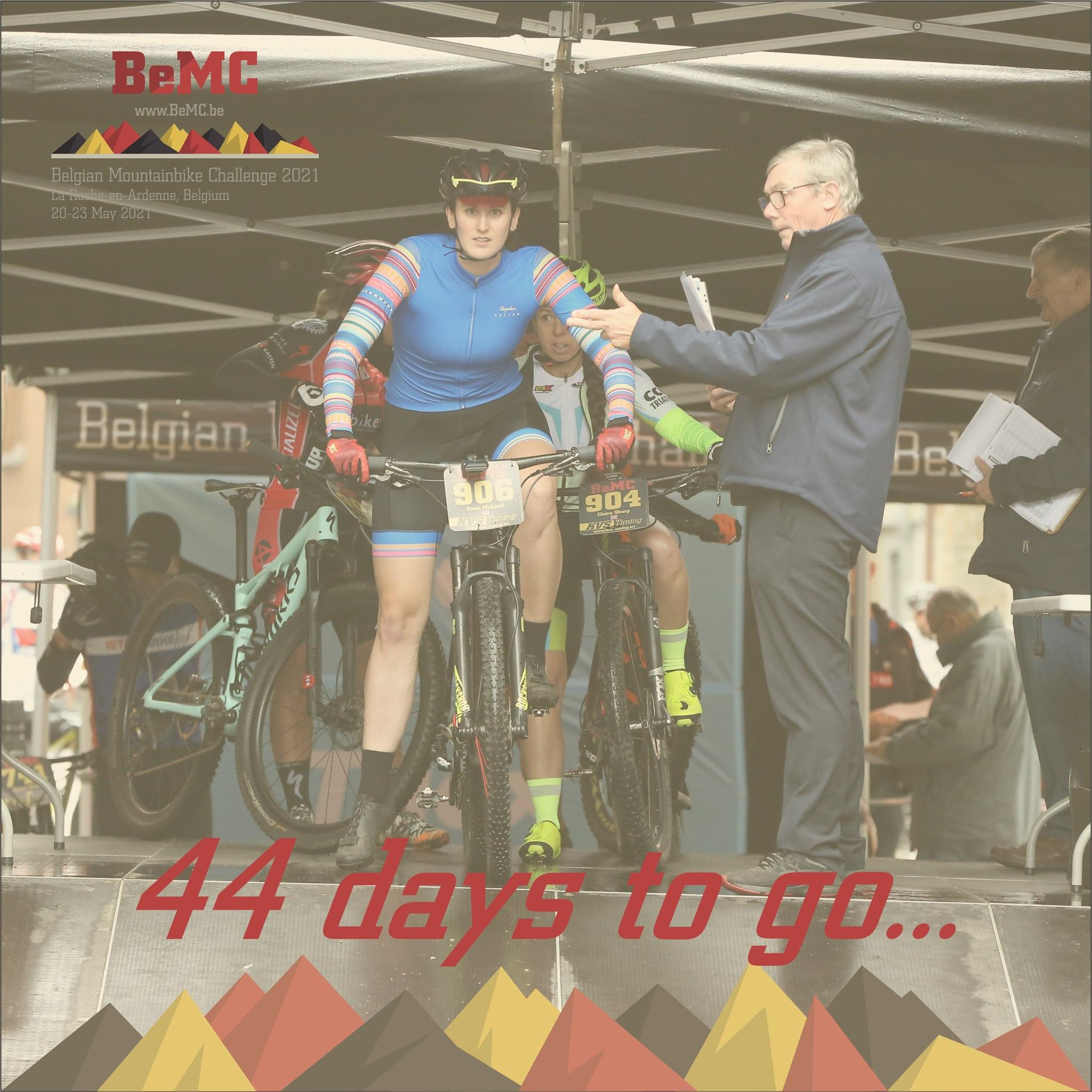 BeMC : Belgian Mountainbike Challenge