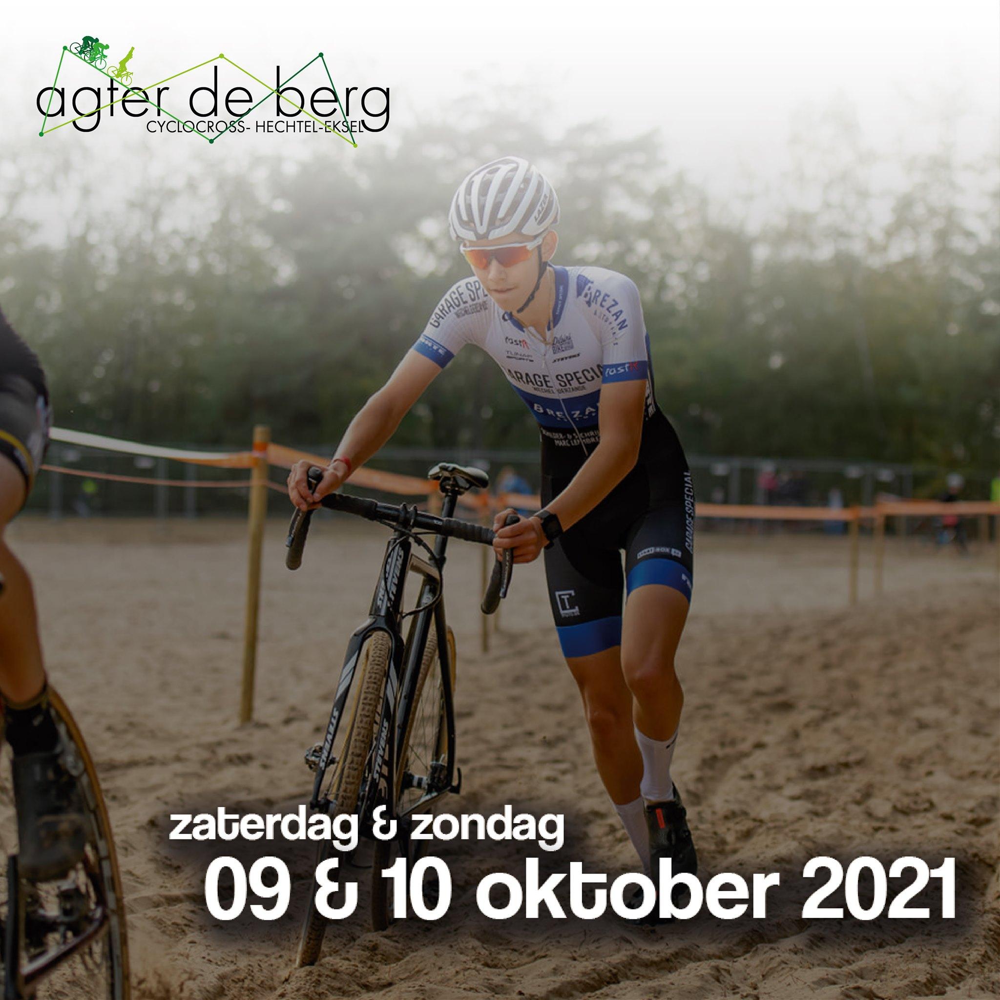 Cyclocross Hechtel voorlopig op 9 en 10 oktober 2021
