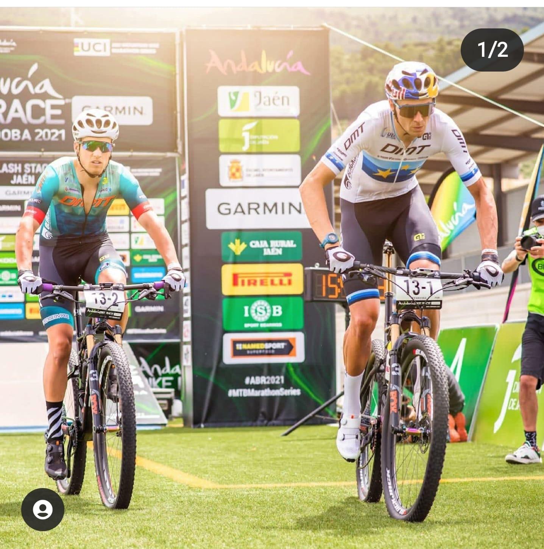 Porro en Geismayr winnen tweede rit Andalucia  Bike race