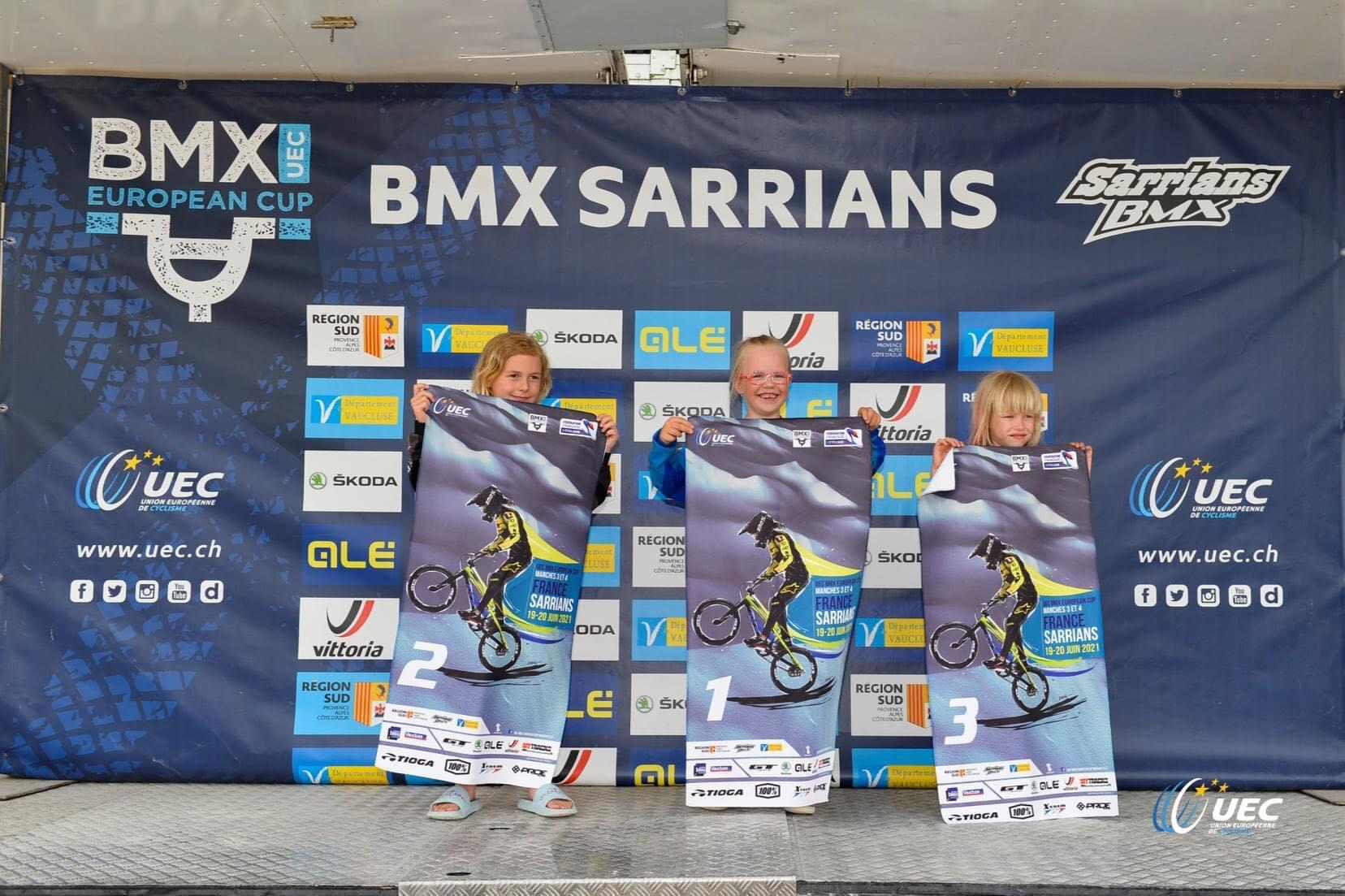 Winst voor Laura Smulders en André in Ronde 4 van het Europees Kampioenschap in Sarrains