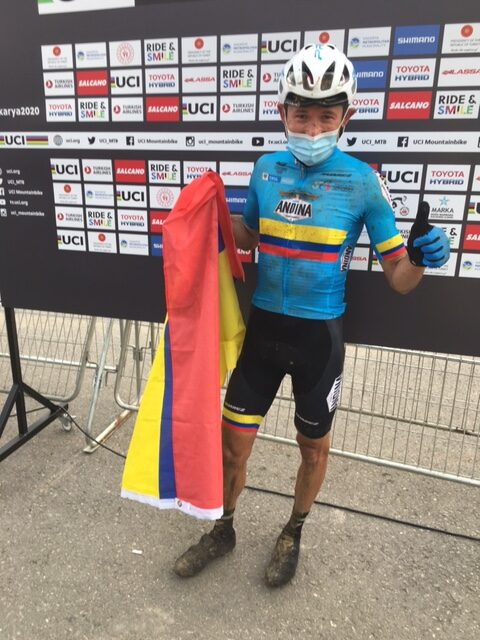 Leonardo Paez wint Gran Fondo Mare e Monti, Wout Alleman is derde