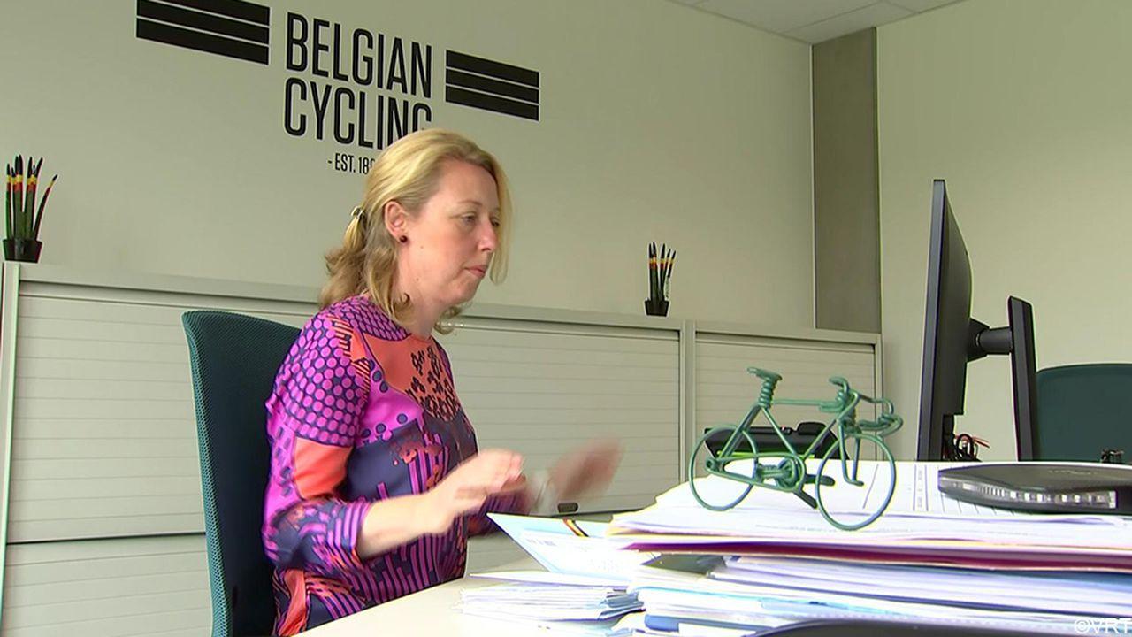 Nathalie Clauwaert wordt directeur bij Belgian Cycling