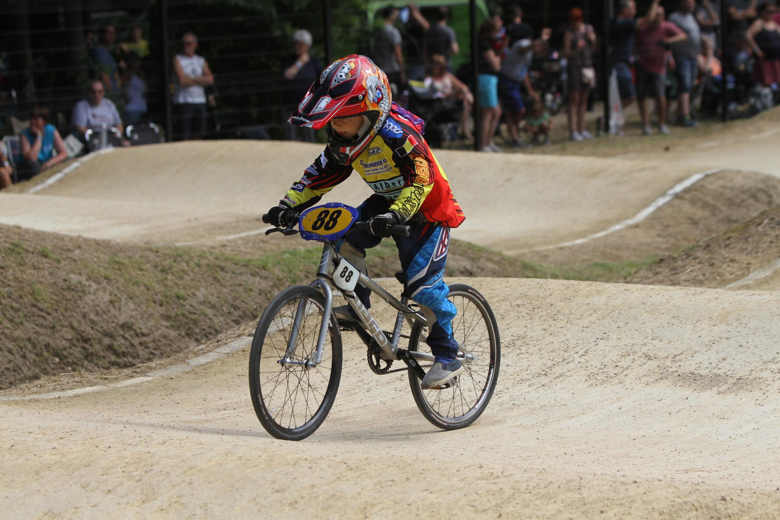 BMX rijders mogen terug van start gaan bij BMX Devils in Ravels