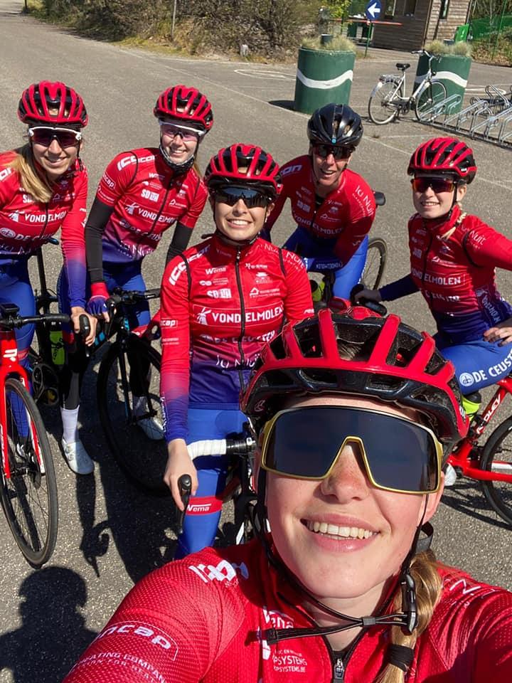 Vondelmolen-De Ceuster Cycling krijgt Bonache als derde sponsor bij