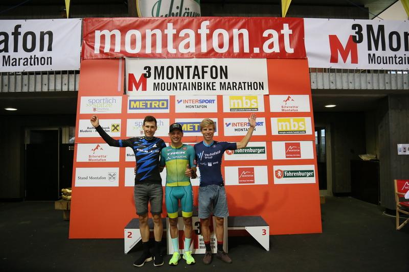 Frans Claes derde in M3 Montafon marathon