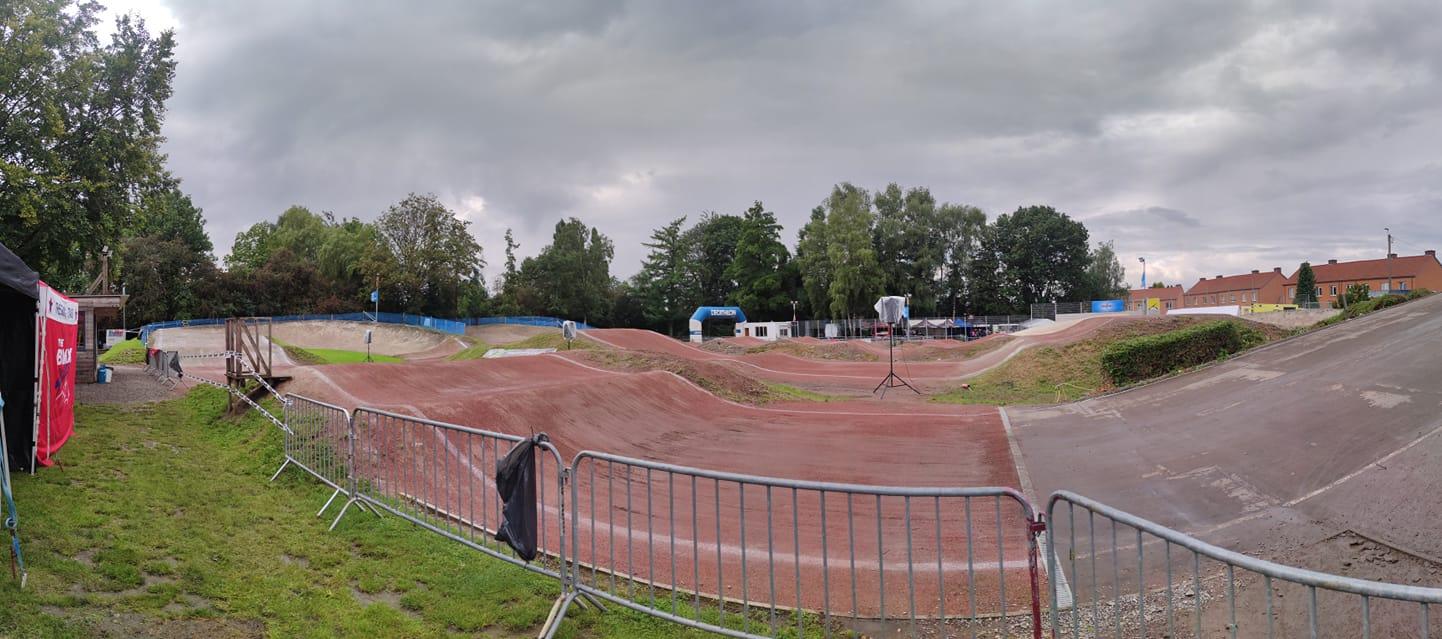 Jan-Viktor Vranckx pakt de winst in het eerste luik van de Coupe de Wallonie in Soumagne