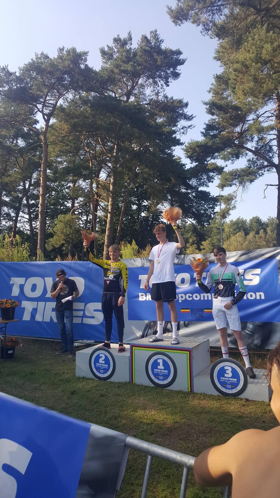 Nieuwe Limburgse Kampioenen BMX 2021 gekend