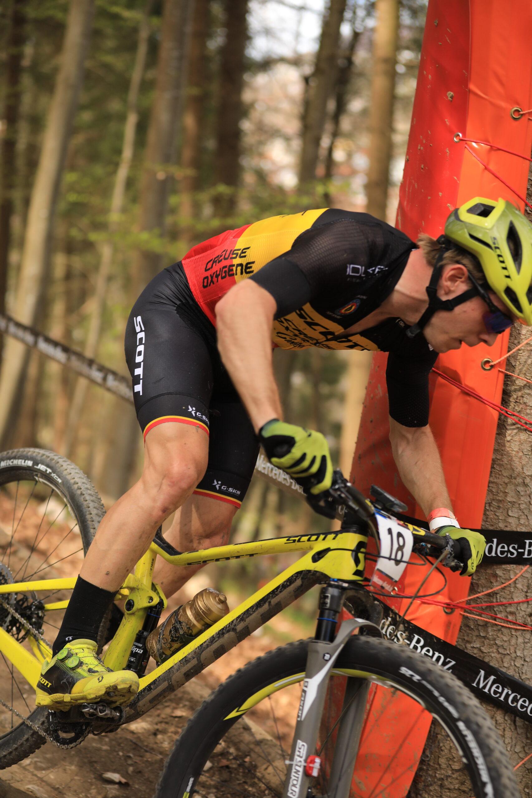 Jens Schuermans verlengt Belgische titel en Emeline Detillieux volgt Githa Michiels op